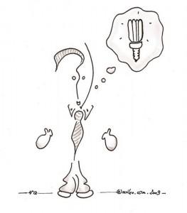 Une idée Lumineuse - (c) 2009 OuiLeO.cOm