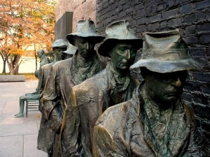 USA - Roosevelt MemOrial I - (c) 2007 OuiLeO.cOm